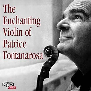 The Enchanting Violin of Patrice Fontanarosa