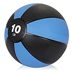 commercial F2C Medball trains with a 10-pond ball to train strength, balance and adjustment … valeo fitness balls