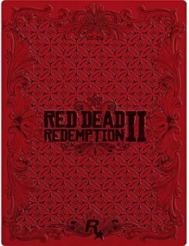 Red Dead Redemption 2 - édition Steelbook