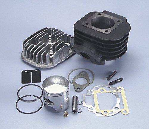 Kit cylindre piston moteur POLINI fer 70cc Ø47 YAMAHA BWs-MBK Booster (1660074