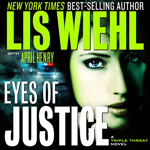 Eyes of Justice audiobook cover art