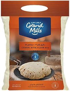 GRAND MILL Chakki Atta, 10 Kg