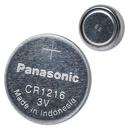 Panasonic CR12163Volt Batteria a bottone al litio (10pz)