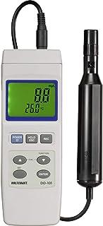 VOLTCRAFT DO-101 Sauerstoff-Messgerät 0-20 mg/l Wechselbare Elektrode, with Temperaturmessfunktion