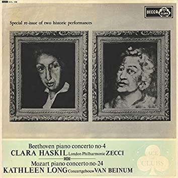 Mozart: Piano Concerto No. 24 / Beethoven: Piano Concerto No. 4 / Schumann: Waldszenen