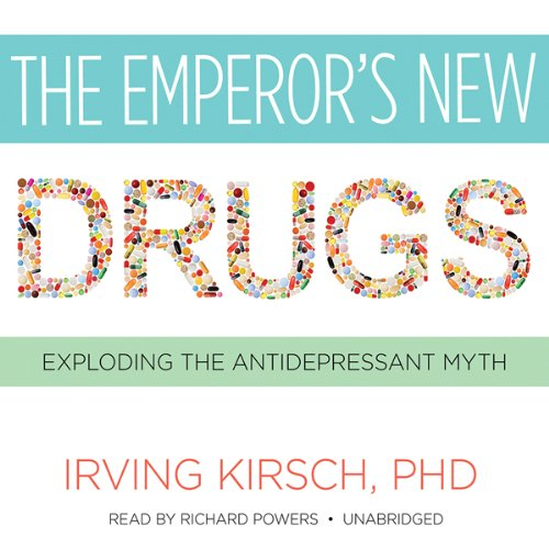 The Emperor's New Drugs audiobook cover art
