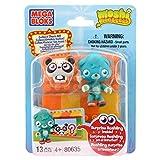 Mega Bloks Moshi Monsters Zoo & Poppet Playset