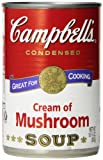 Campbell's Cream of Mushroom Soup (305g)