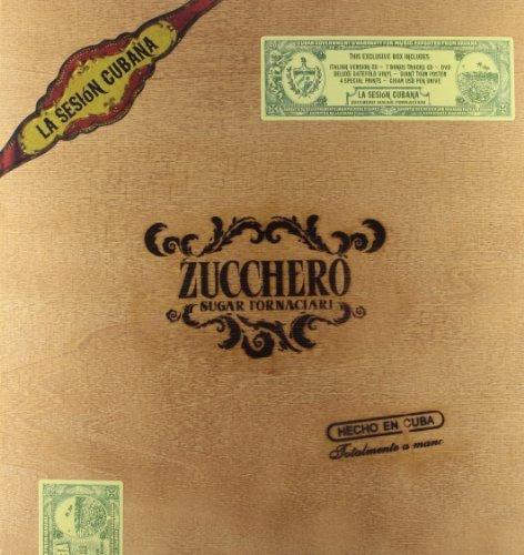 La Sesion Cubana (Limited Edition 2CD + DVD + Vinile + PenDrive)