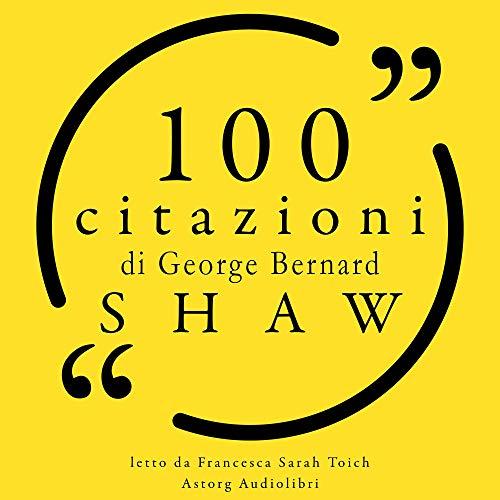 100 citazioni di George Bernard Shaw Titelbild