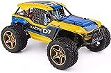 Darenbp RC Car 2.4GHz 1/12 Modelos de vehículos 4WD Alta velocidad 45km / h Control remoto de control remoto Adultos Off-Road for Kids Adultos Actividades al aire libre Modelo de control remoto Vehícu