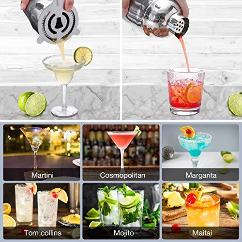 Baban Cocktail Shaker Set - 3