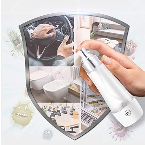 WFBP Desinfectantes caseros 84 Botella de Spray generador de hipoclorito de Sodio Máquina de Fabricación de Agua de Limpieza Máquina de Electrólisis de Sal Y Agua