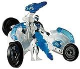 Max Steel Moto Flight Vehicle with Figures