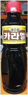 Seyang Caramel Color Sauce Cafe Syrup 360g 카라멜 소스