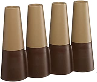 Yxsd Plastic Umbrella Stand Stitching Brown Umbrella Storage Tube Porch Home Business Simple Umbrella Bucket 32.3×8.7×22.8cm
