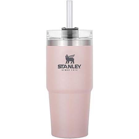 STANLEY(スタンレー) 真空スリムクエンチャー 0.47L 各色 保冷 保温 頑丈 ストロー 水筒 アウトドア 保証 アジア限定 (日本正規品)