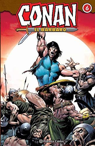 Conan El bárbaro (integral) nº 06/10: 20