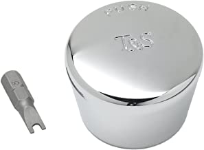 T&S Brass 014193-40 238Ab Blank Push Cap Assembly