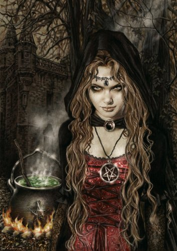 Unbekannt Heye 29167 - Standardpuzzles 1000 Teile Witch, Victoria Francés