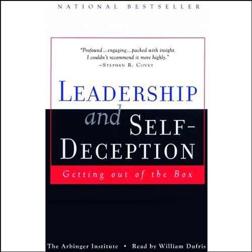 Leadership and Self-Deception  Audiolibri