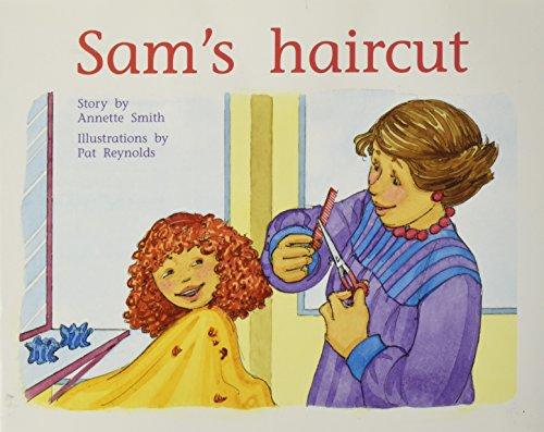 Sam's Haircut: Individual Student Edition Green (Levels 12-14)