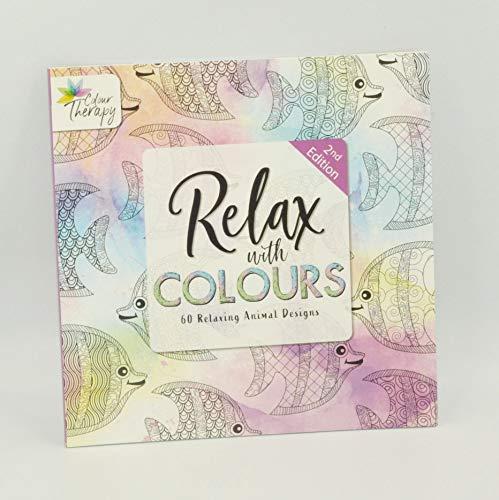 Volwassen kleurboeken, kleurtherapieontwerpen - Verschillende boeken inclusief bloemdieren en patronen 3rd Edition Dier