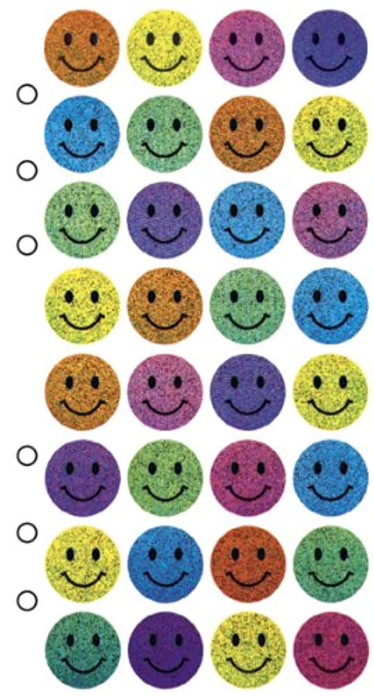 Sticko Classic Stickers, Happy Faces