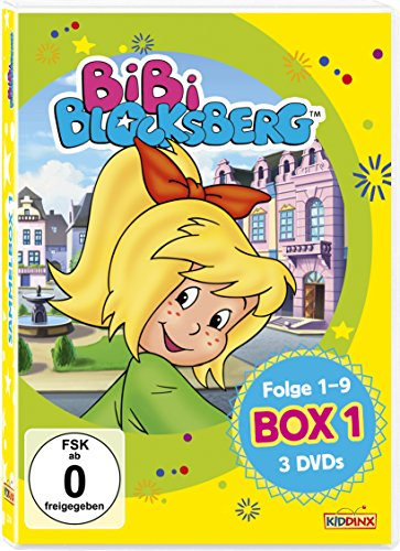 Bibi Blocksberg DVD Staffelbox 1.1
