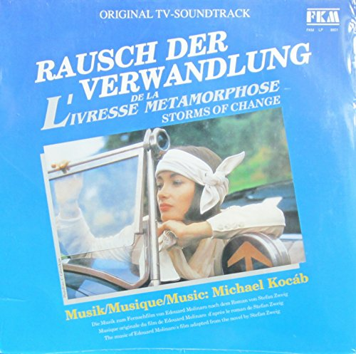 Rausch der Verwandlung (Original TV-Soundtrack) [Vinyl LP]