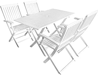 Amazon.es: mesas 120 x 70: Jardín