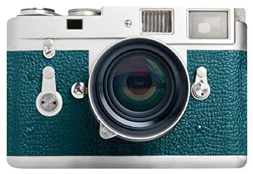 Vintage Camera Shaped Die-Cut 36 Page Photo Album