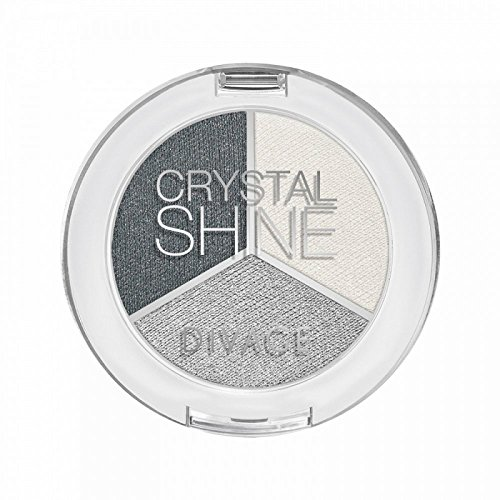 Sombras Maquillaje Shine marca Divage Fashion