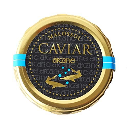 キャビア オシェトラ パスチュライズ 50g瓶入り フランス産 caviar オシェトラ オセトラ