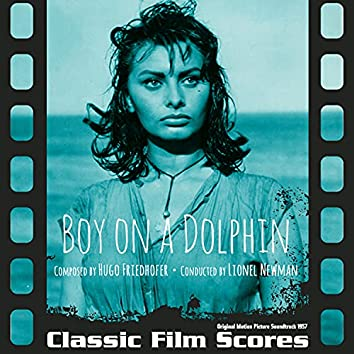 """Original Motion Picture Soundtrack, """"Boy on a Dolphin"""" (1957)"""