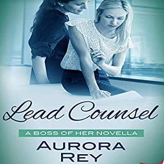 Lead Counsel audiobook cover art
