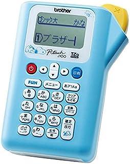ブラザー工業 ラベルライター P-touch J100 スヌーピーライトブルー PT-J100SL