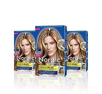 Schwarzkopf Nordic Blonde M1 Mechas Radiantes - Pack de 3