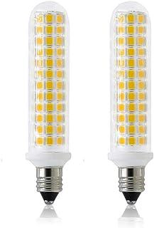 E11 口金 LED電球, 調光器対応, 9W, 広角360度, 電球色 2700K, AC 100 130V, 1105Lm, 100Wハロゲンランプ形相当 (2個入り) (電球色2700K)