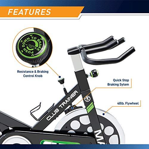 Marcy Club Revolution Bike Cycle...