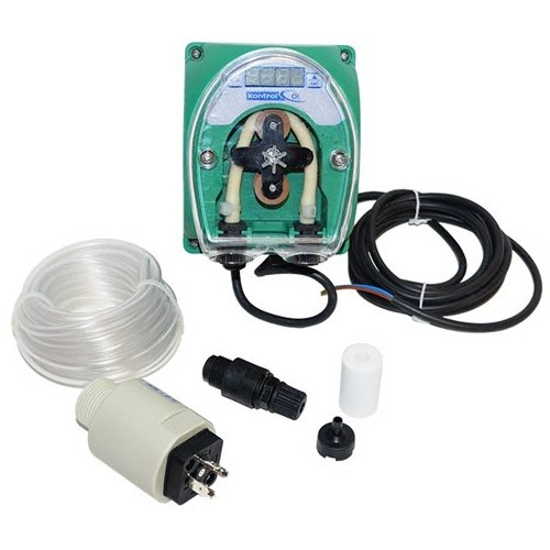 Contrôleur / Régulateur de EC automatique + Pompe doseuse (Kontrol 02)