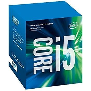 Intel CPU Core i5-7600 3.5GHz 6Mキャッシュ 4コア/4スレッド LGA1151 BX80677I57600 【BOX】