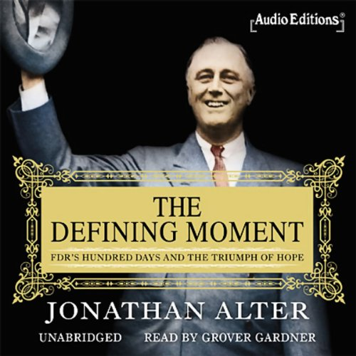 The Defining Moment audiobook cover art