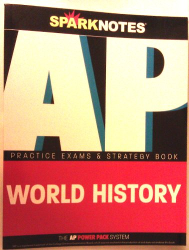Spark Notes AP Power Pack: World History