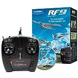HORIZON RealFlight RF9 Flight Simulator w/Spektrum Controller RFL1100