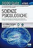 EdiTEST. Scienze psicologiche. 3000 quiz. Ampia raccolta di quesiti tratti da prove reali e 10 simulazioni d'esame per la preparazione ai test di ... Contenuto digitale (fornito elettronicamente)