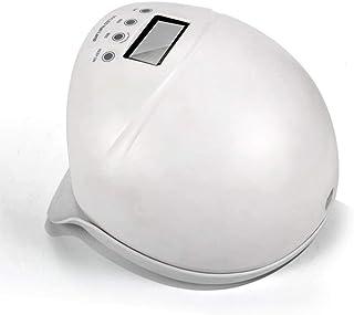 Secadores de UñAs Sensor de infrarrojos Secador de infrarrojos Sensor LCD Pantalla UV LED Gran espacio Manos Lámpara de clavo Se puede sincronizar 100 / 240v