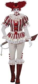 Sadistic Clown Costume for Adults