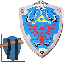 Legend of Zelda Link Hylian Hyrule Triforce Foam Shield LARP