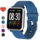 Best Cheap Fitness Trackers - EpochAir Fitness Tracker, Waterproof Activity Tracker, Smart Watch Review